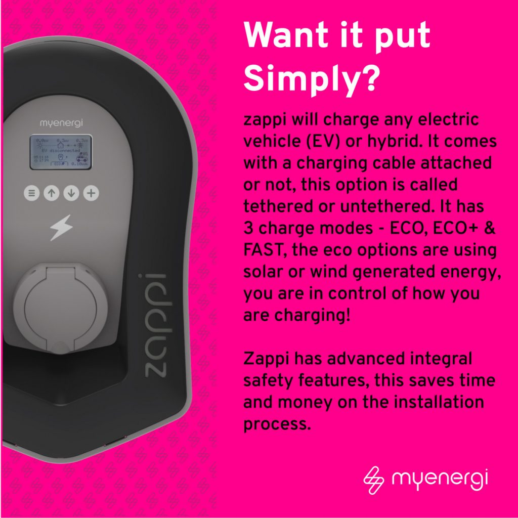 Frank & sons electrical Ltd zappi-explained_zappi-pink-2-1024x1024 EV Car Chargers