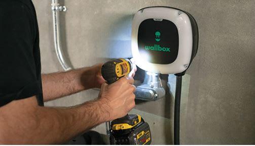 Frank & sons electrical Ltd wallbox-install-1-1 EV Car Chargers