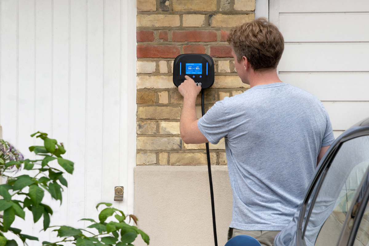 Frank & sons electrical Ltd Ohme-Home-Pro.2 EV Car Chargers